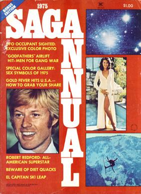 Saga Annual de 1975