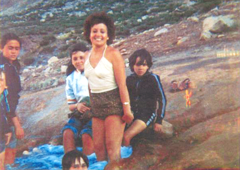 Mme Nobilla, les enfants, et l'extra-humain - Collecton de l'auteur