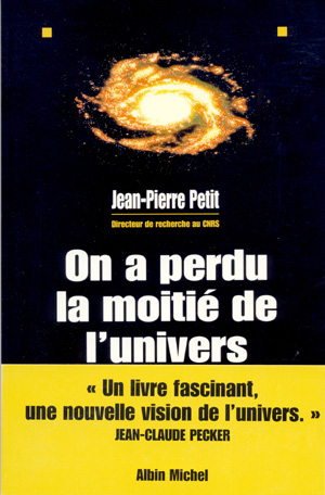 On a perdu la moitié de l'Univers